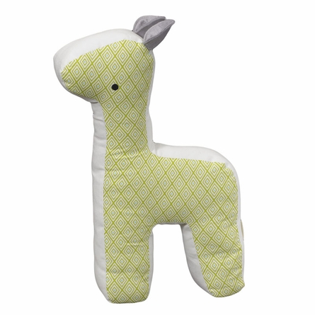 Giraffe Character Pillow