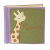 Giraffe Felt Patch Personalized Photo Album