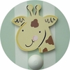 Giraffe Wall Peg - Set of Two