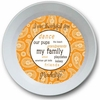 Girl's Paisley Personalized Bowl