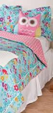Girls Beds &amp Bedding