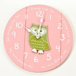 Girls Clocks