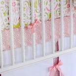 Girls Crib Sheets