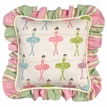 Girls Decorative Pillows