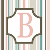 Girls Monogram Canvas Reproduction - B