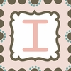 Girls Monogram Canvas Reproduction - I