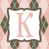 Girls Monogram Canvas Reproduction - K