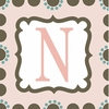 Girls Monogram Canvas Reproduction - N