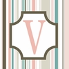 Girls Monogram Canvas Reproduction - V