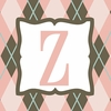 Girls Monogram Canvas Reproduction - Z