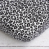 Girly Leopard Crib Sheet
