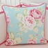 Girly Tiny Bouquet Ruffle Crib Bedding Set