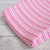 Girly Zig Zag Changing Pad Cover
