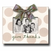 Give Thanks Forest Picture Frame