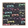 Glasses Framed Wall Art