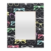 Glasses Rectangular Mirror
