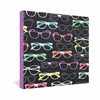 Glasses Wrapped Canvas Art