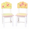 Gleeful Bugs Extra Chairs - Set of 2
