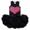 Glitzy Sweetheart Tutu Set