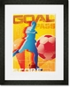 Goal! Framed Art Print
