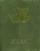 Going Green Leaf IV Canvas Reproduction