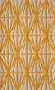 Gold Diamonds Bliss Rug