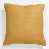 On Sale Gold Willow Basket Weave Pillow
