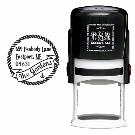 Gordon Personalized Self-Inking Stamp