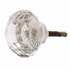 Grace Crystal Faceted Knob