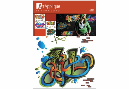 Graffiti II Wall Decals