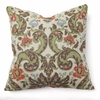 Grand Floral Multi Print Throw Pillow