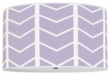 Grand Herringbone Lavender
