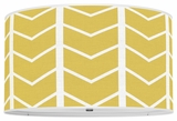Grand Herringbone Yellow