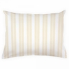 Grande Stripe Sand Pillowcase Set