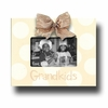 Grandkids Cream Picture Frame