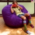 Grape Junior Classic Saxx Bean Bag
