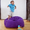 Grape Junior Club Saxx Bean Bag
