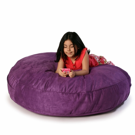 Grape Junior Cocoon Saxx Bean Bag
