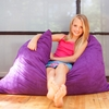 Grape Junior Pillow Saxx Bean Bag