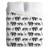 Graphic Zoo Duvet Cover