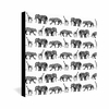 Graphic Zoo Wrapped Canvas Art