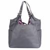 Graphite Blush Satchel Diaper Bag