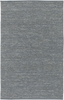 Gray Blue Continental Jute Rug