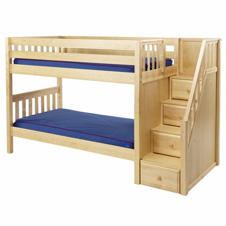 Stacker Low Bunk Bed