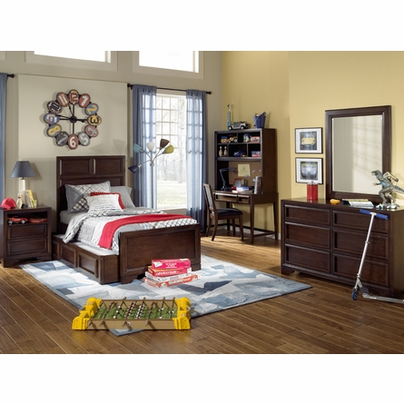 Grayson Panel Bed