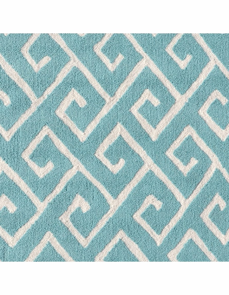 Greek Blue Rug