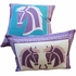 Greek Horse Throw Pillow