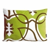 Green Apples Pillow