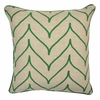 Green Array Pillow