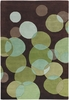 Green Bubbles Avalisa Rug